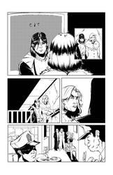 black bird issue 2 flashback sequences pg1 by RobTorres