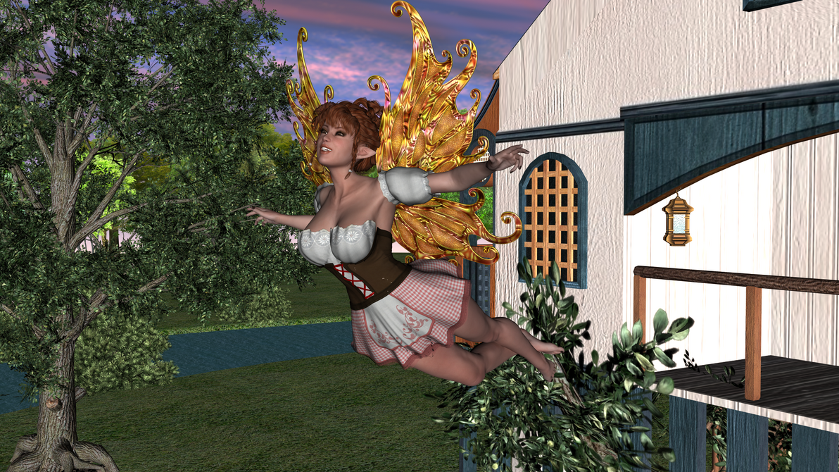 Fairy by Calburi