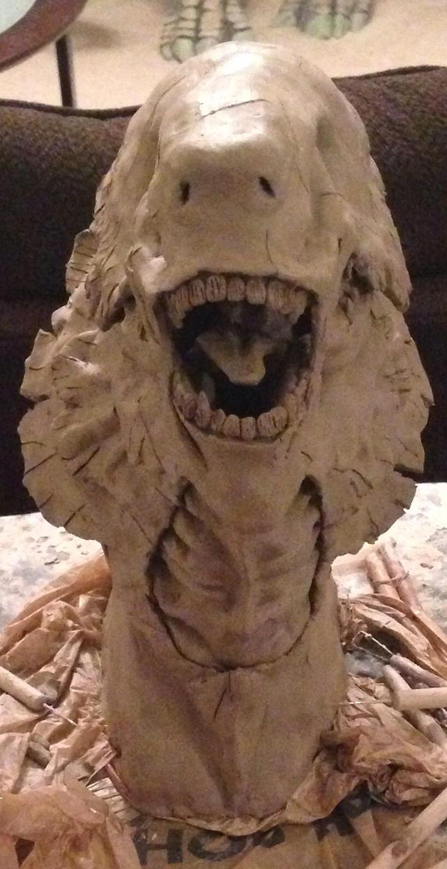 Sculpt front by JarrethGolding
