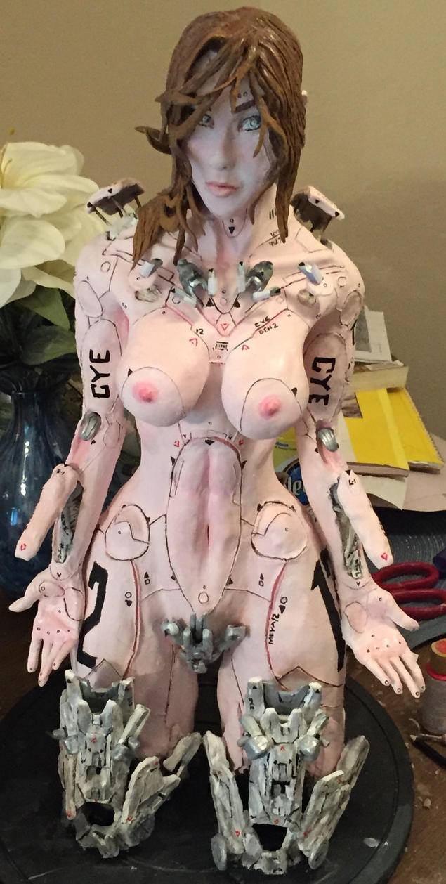 Meya12 sculpt by JarrethGolding