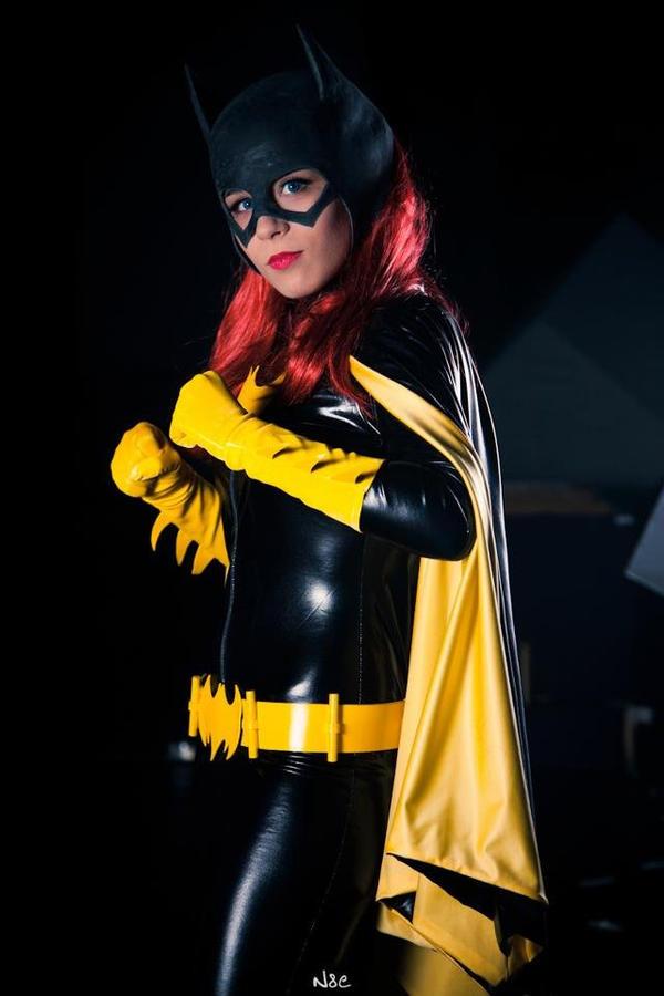 Batgirl - Barbara Gordon by winged--icarus