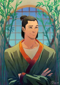 Shang Li - Mulan