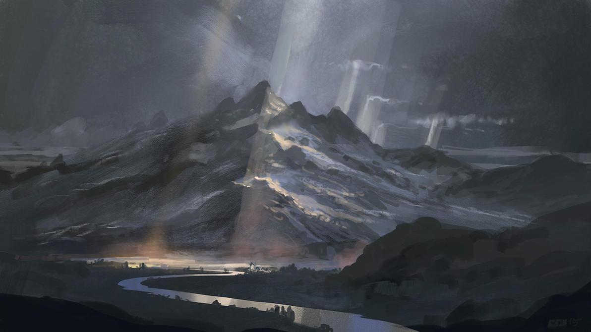 Quiet Mountain by Demonplay