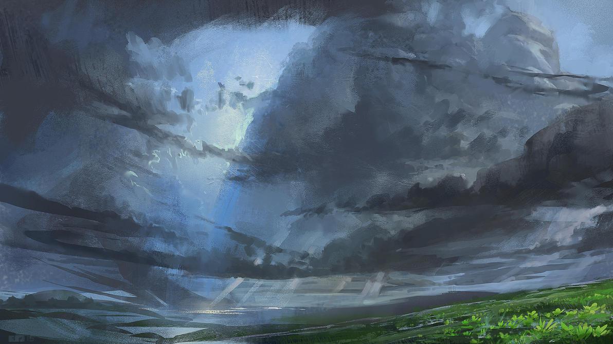 Rainy by Demonplay