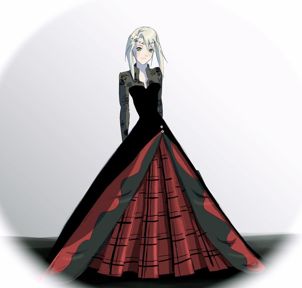 Maka Albarn Dress