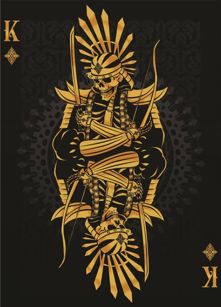 King of Diamonds (playing cards) by Tortoise-design on ...