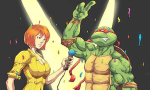 And the winner is...Raphael!!