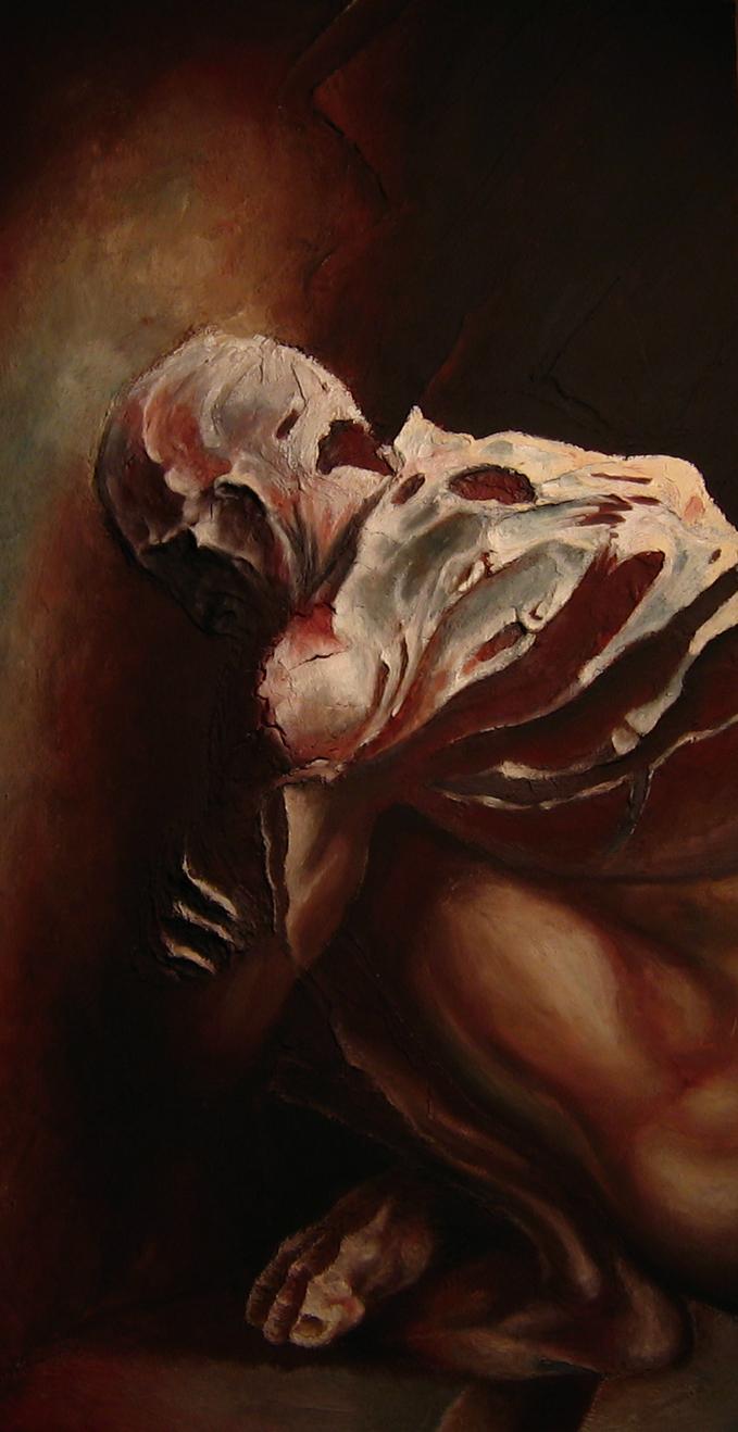 Painting 1 by pierremassine