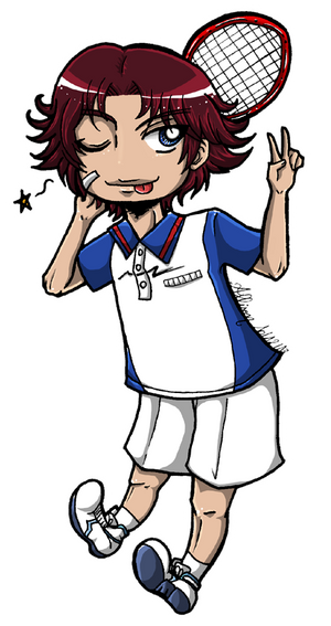 PoT : Kikumaru Eiji