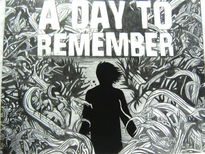 A Day To Remember-Homesick D  A Day To Remember Homesick Wallpaper