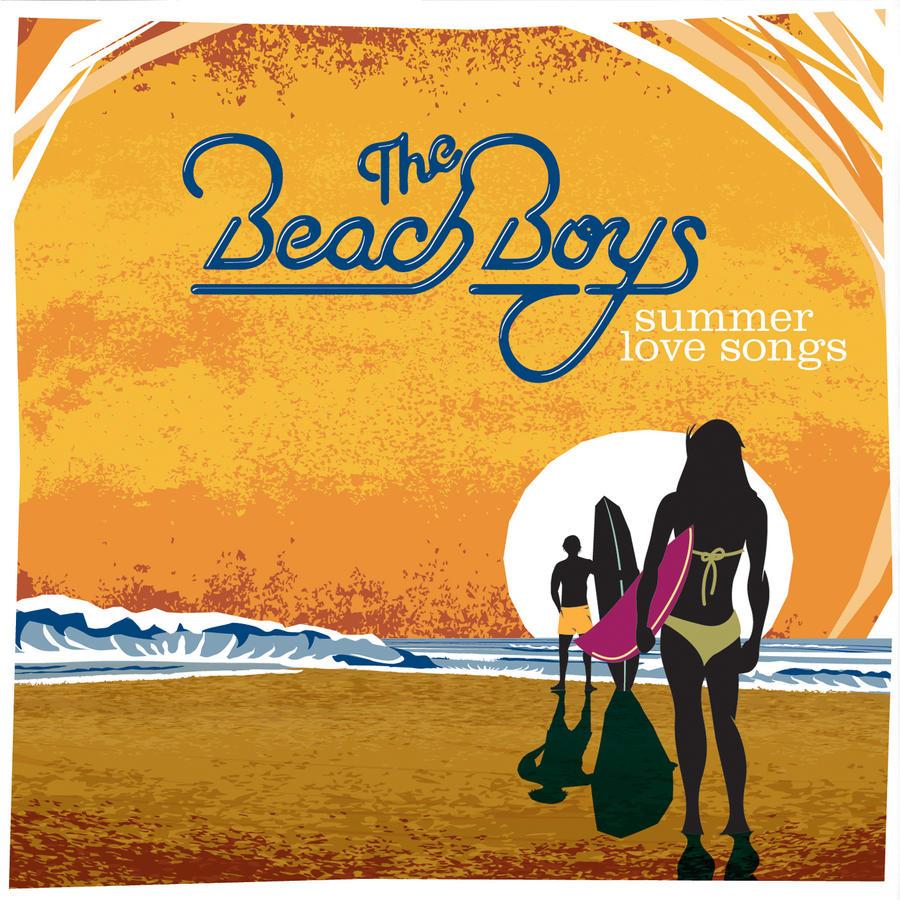 Beach Boys Songs About California