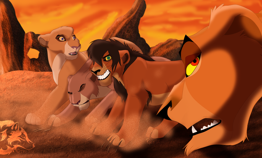 P.O The Lion King Hate_before_love_by_trulion-d5b8ima
