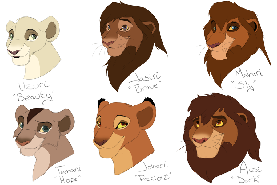 P.O The Lion King Tales_from_pride_rock_by_trulion-d5hgbed