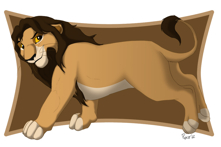 P.O The Lion King R3ldor_commission_by_trulion-d5n5hy8