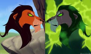 Lion King Series-Scar