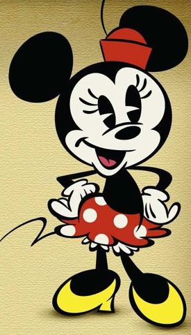 Minnie Mouse Bio By Evannmaldonado On Deviantart