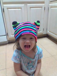 Silly Face Hats 3