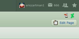 Satan likes my art by ericcartman1