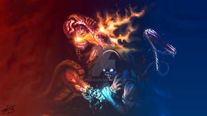 Mortal Kombat Dual Fatality