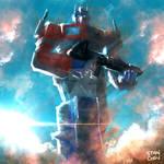 Our Hero Optimus Prime