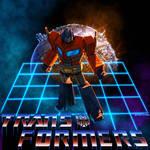 Optimus Prime Retrowave