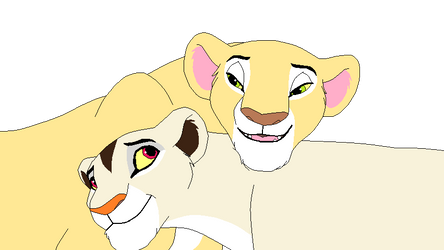 King of the Jungle - Reunion by ShadowSpirit020