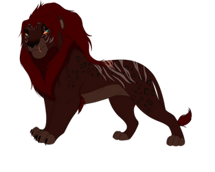 [ADOPT] Lion [OPEN] by ShadowSpirit020