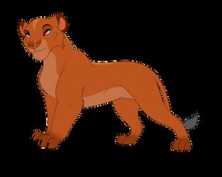 [ADOPT] Single Lioness [PENDING?] by ShadowSpirit020