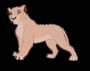 [ADOPT] Lioness 2 [OPEN by ShadowSpirit020