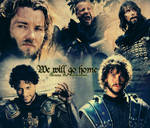 The Knights of King Arthur