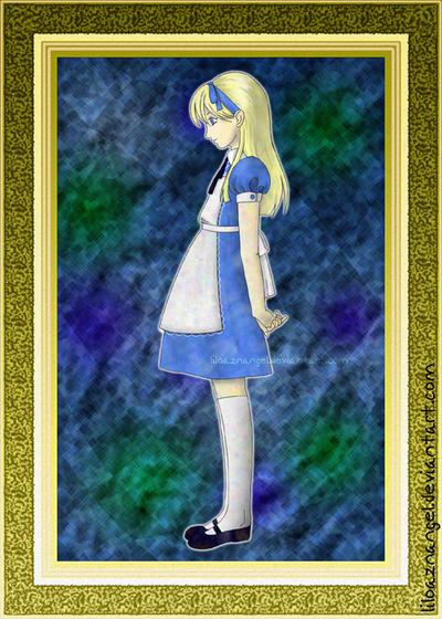 Trap Card Alice by LiLoAznAngel