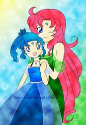 Princess Shimmer Queen Masura