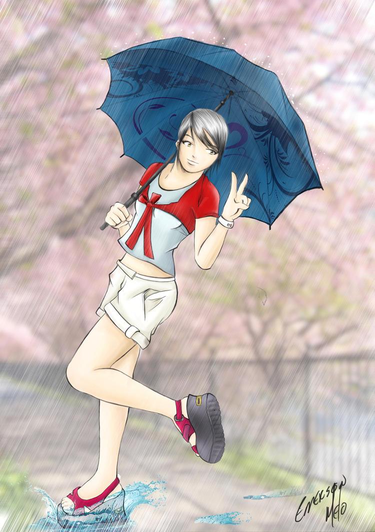 dance in the rain by emrsn