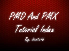 PMD\PMX tutorials index by MikuEvalon
