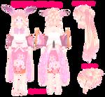 MMD Motme zodiac-Bunny