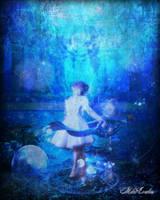 {Photo-Manipulation} Underwater Ballet by MikuEvalon