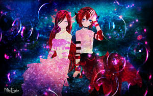 {MMD Contest Entry} The Mermaid Twins Part 2 by MikuEvalon