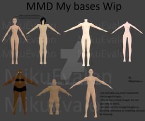 MMD Bases Wip