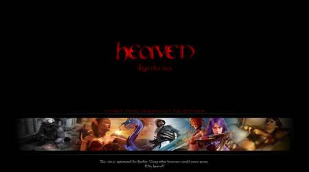 heavenSenter by pieceofheaven91