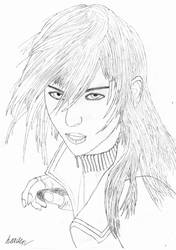 Final Fantasy by pieceofheaven91