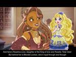 EAHOC: Roselina 'Lina' Love (screenshot edit)