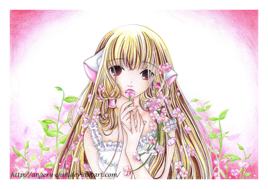 Chii ~ Chobits by Angeru-chin