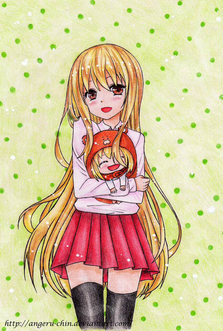 Himouto Umaru-chan by Angeru-chin