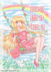 Cheer up! by Angeru-chin