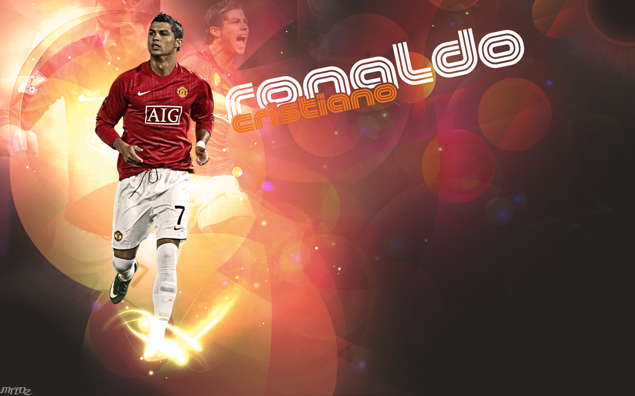 Cristiano Ronaldo Wallpaper 5 By Mttbtt87 On Deviantart