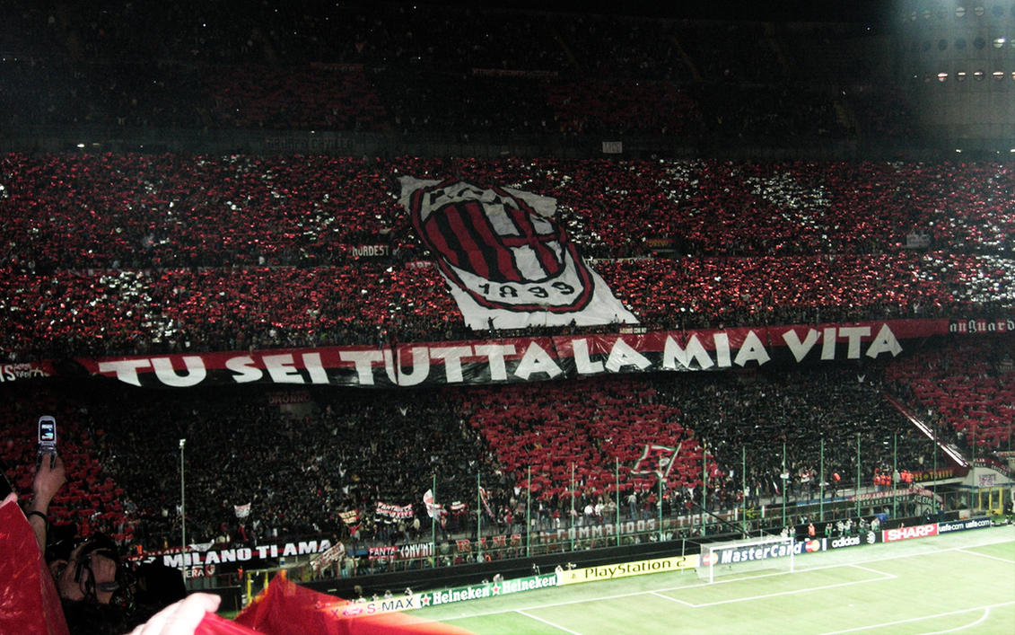 AC Milan Wallpaper Apr2k10 By Mttbtt87