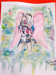 Angelic -Oc- by kouanto