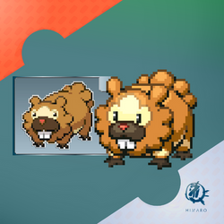 Lord and Saviour BIDOOF HD remake