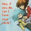 Hey,if you die.... by PocketandMuffin