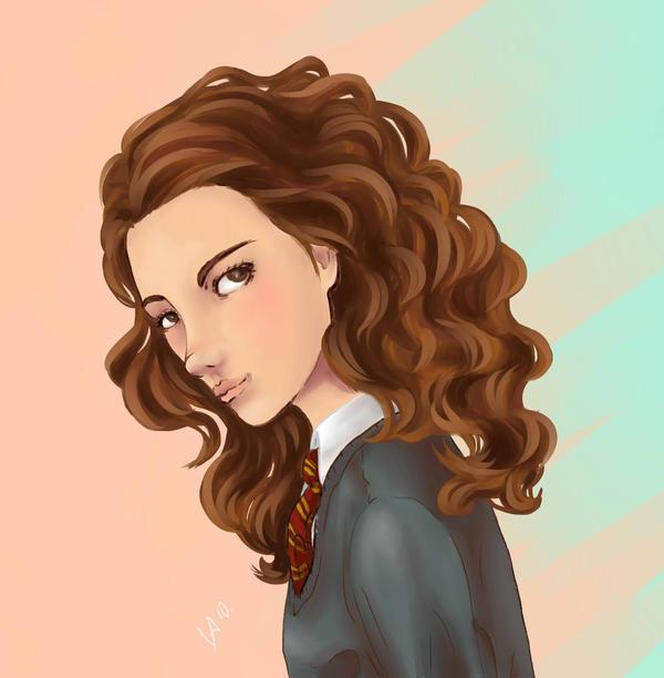 Hermione by Ya10